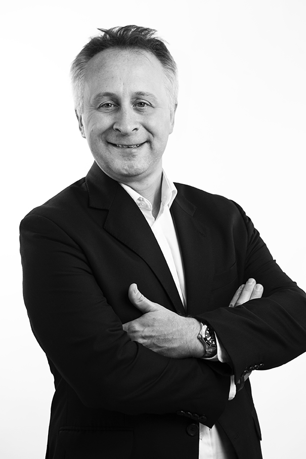 Toby Roe founder of Roe Communications